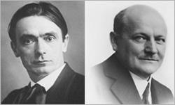 Rudolf Steiner ja Emil Molti